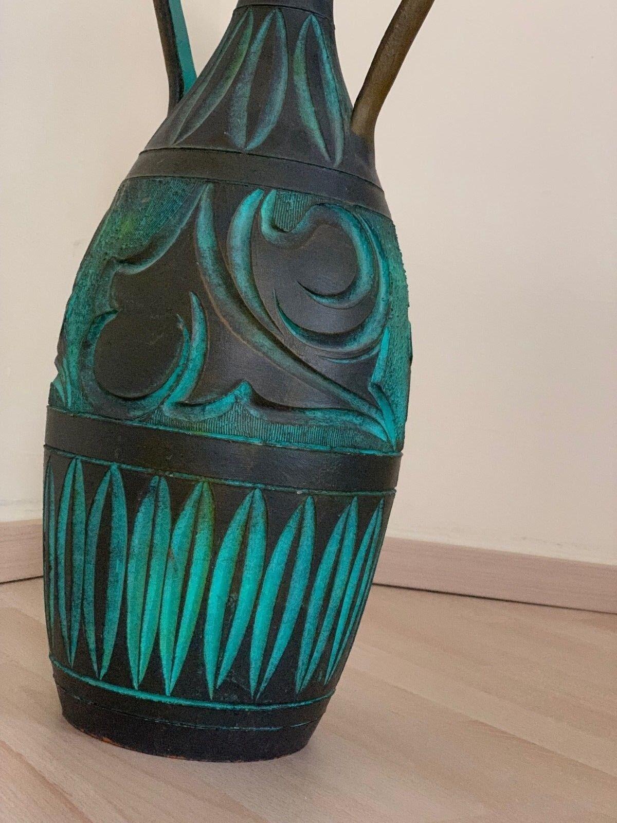 Bodenvase   Ampore GROSS EDEL SCHWER ca. 65 cm cm cm hoch, ca. 5,6 kg  SIEHE FOTOS   Lassen Sie unsere Produkte in die Welt gehen  95b060