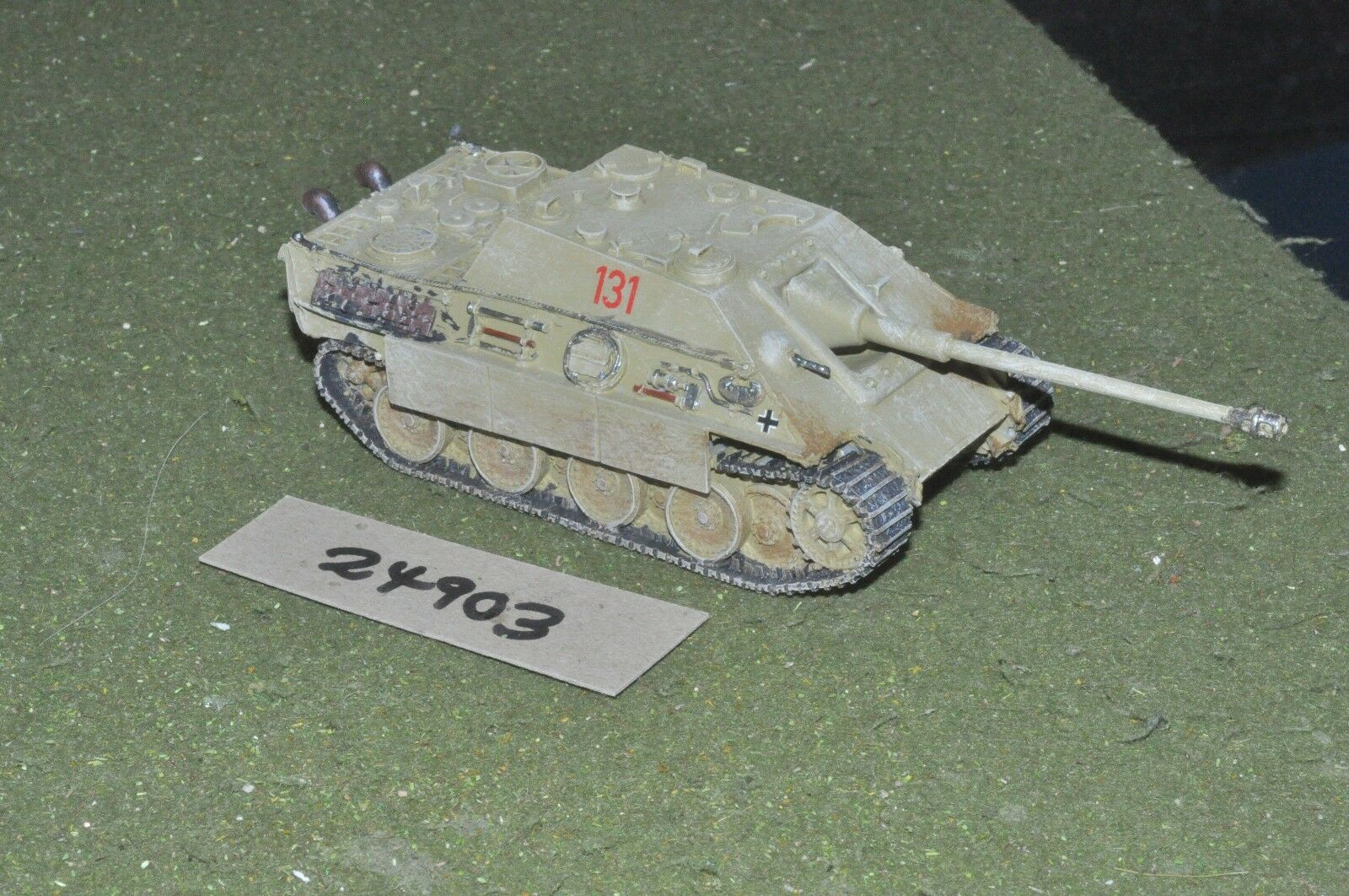 28mm WW2   german - 1 tank - vehicles (24903)