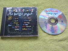 Toots Thielemans The Brasil Project 1992 CD Album Latin Jazz Bossanova