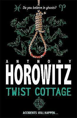 """""""AS NEW"""" (TWIST COTTAGE) BY HOROWITZ, ANTHONY[ AUTHOR ]Paperback 05-2008, , Book"""