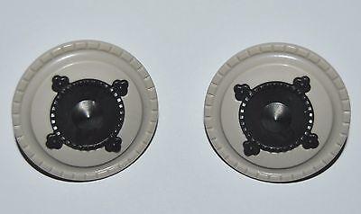 27218 Escudo clípeo gris centro gris oscuro 2u playmobil,shield,arab,árabe