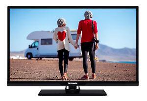 telefunken xh24a401v smart tv 24 zoll fernseher hd ready. Black Bedroom Furniture Sets. Home Design Ideas