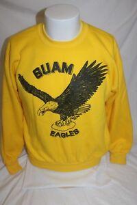 Taille Pull Petit Guahan Adai Vintage Guam Jaune Eagles Hafa qSGUzVLjMp