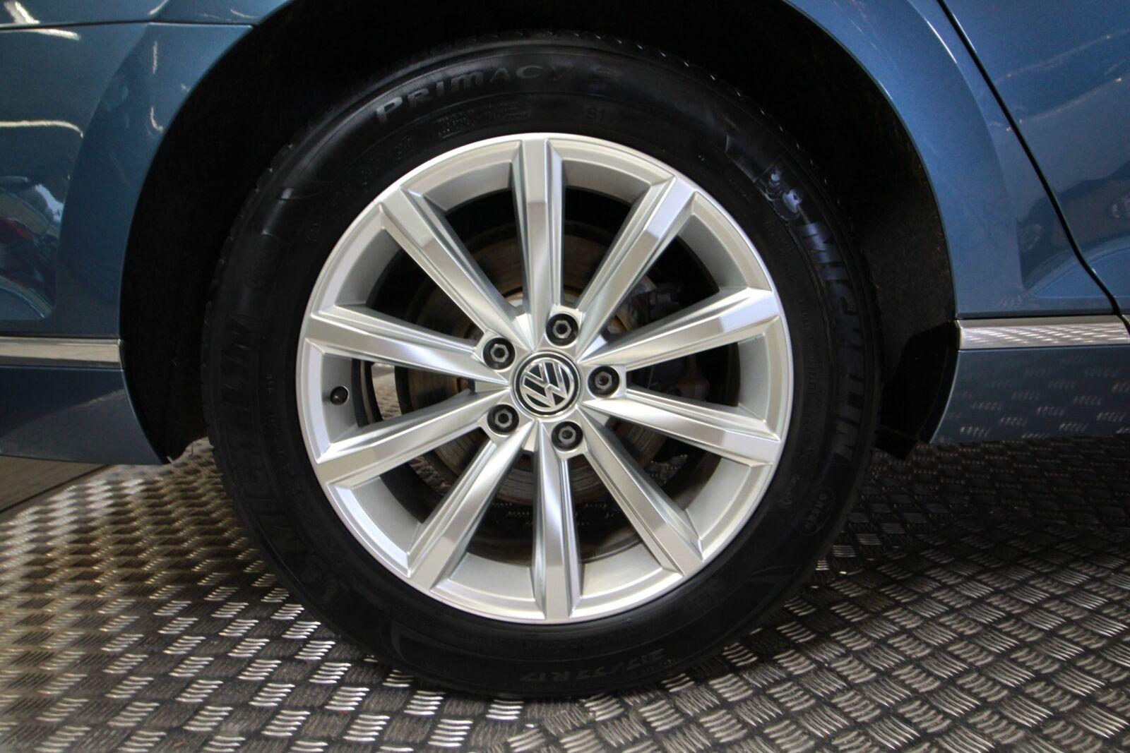 VW Passat TDi 150 Highl. Prem. Vari. DSG