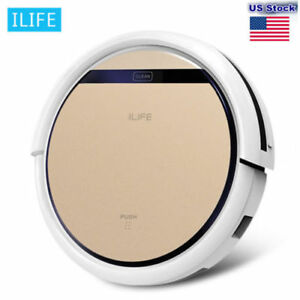 ILIFE-V5S-Pro-Smart-Cleaning-Robot-Auto-Robotic-Vacuum-Dry-Wet-Mopping-Cleaner