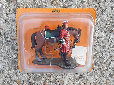Soldatino Cavallo Trooper Nicolai Dragoon Regiment C 1730 Del Prado Cbh 025