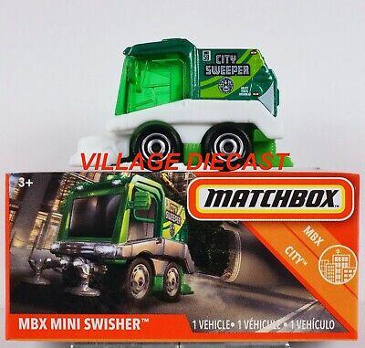 Matchbox2020 Power Grabs Case R MBX Mini Swisher 21//100IN STOCK