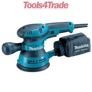 Makita-BO5041-125mm-5-034-Random-Orbital-Electronic-Variable-Speed-Sander-240V