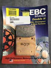 EBC Brakes FA103HH Disc Brake Pad Set