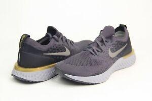 Nike Epic React Flyknit Thunder Grey