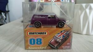 Matchbox-austin-mini-van