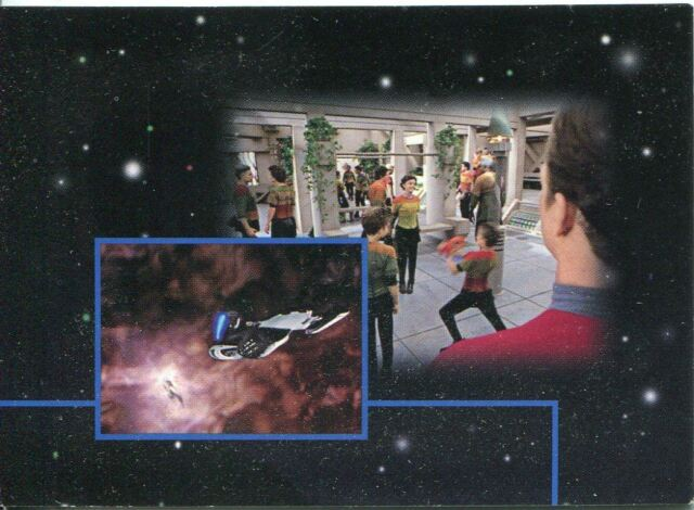 Star Trek Voyager Season 1 Series 2 Complete 90 Card Base Set