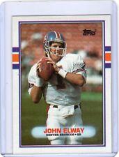 1999 Topps #320 John Elway SH Football Cards Denver Broncos Season Highlights