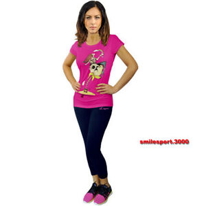 COMPLETO-DONNA-LEGEA-T-Shirt-Leggings-TRAINING-DANZA-FITNESS-LFW456-01-Syranus