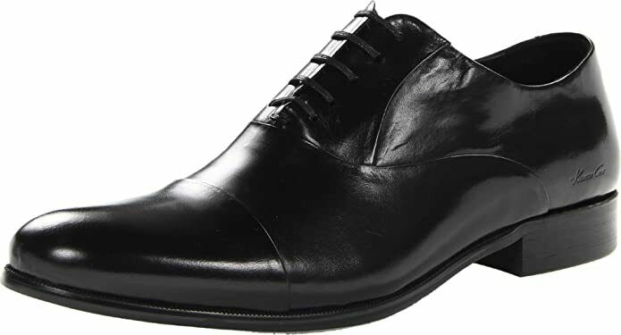 Kenneth Cole New York Men's Chief Council Oxford,Black,12 M US