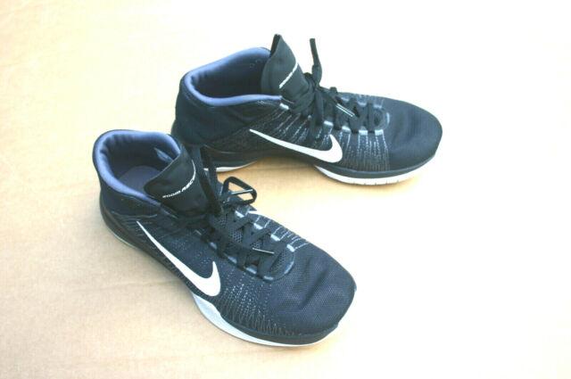 Nike Mens Basketball Shoes Sz 10 Zoom