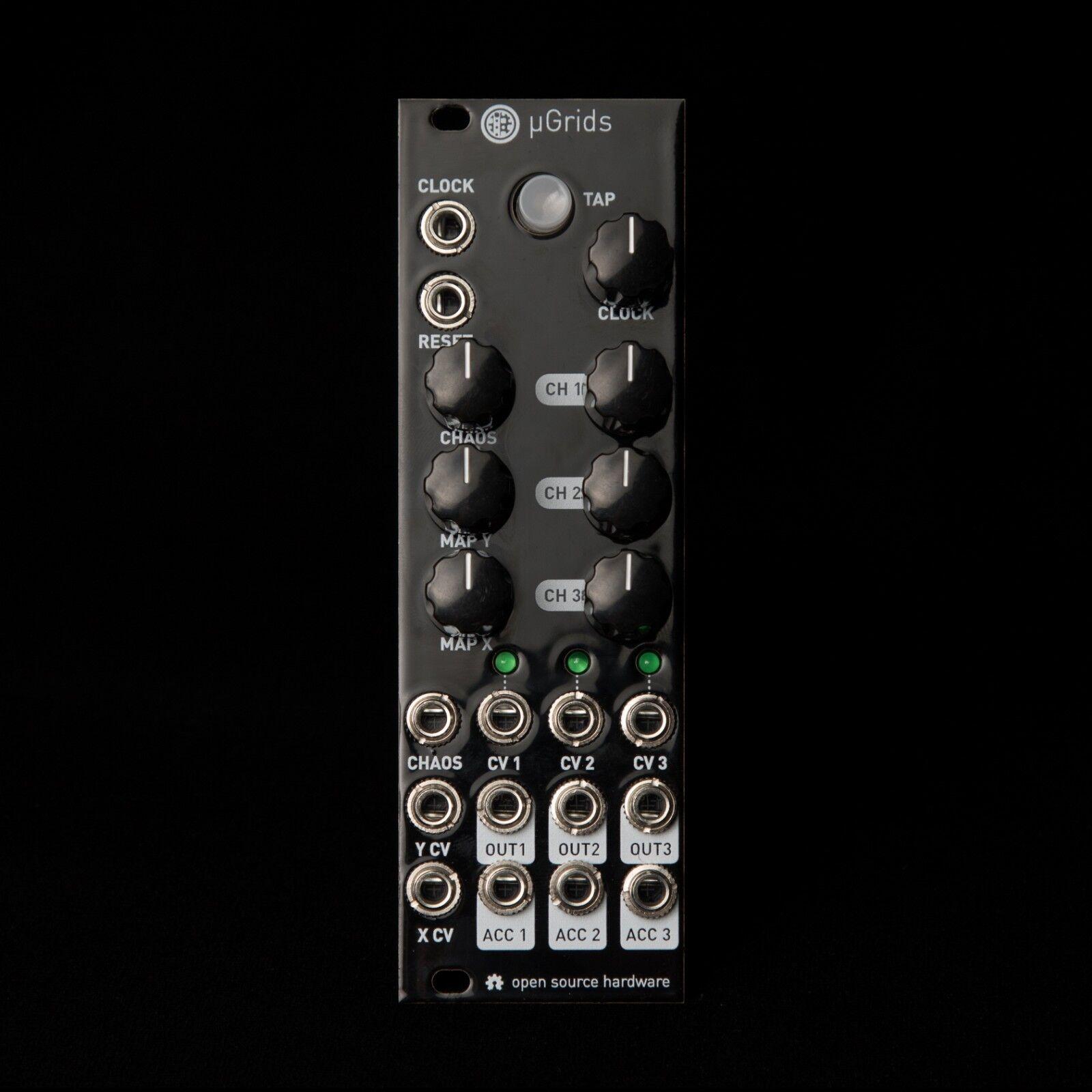 UGrids (microGrids) Mutable Instruments Grids Eurorack SyntheGrößer Module New