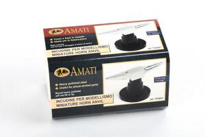 Amati-B7376-01-Enclume-avec-Base-en-Metal-Modelisme