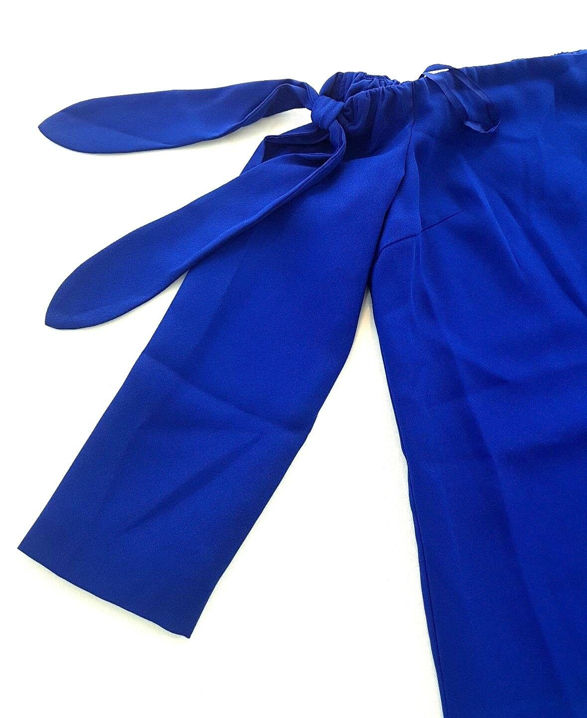 Club Club Club Monaco Off The Shoulder blueeberry Solanga Mini Dress Size 00 Womens bluee f671c4