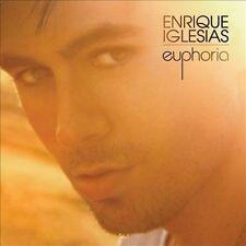 Euphoria by Enrique Iglesias (CD, Jul-2010, Universal Republic)