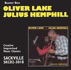Buster Bee [Limited] by Julius Hemphill/Oliver Lake (CD, May-2002, Sackville Recordings)