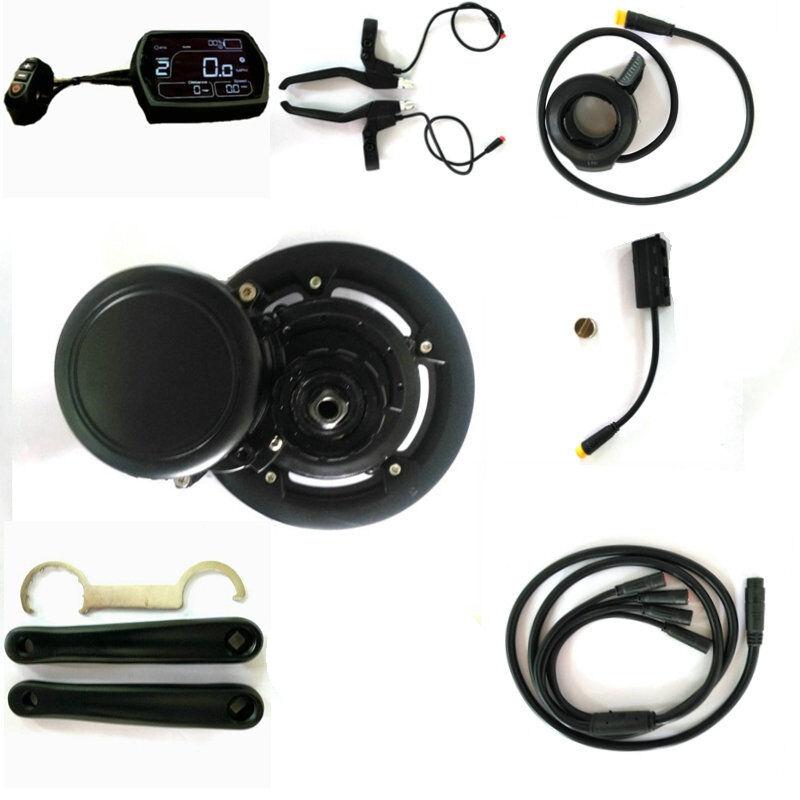 52V 750W Conversion ebike Kit Motor,Torque Sensor Electric Bike Engine EBBS02