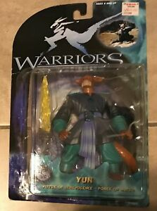 Warriors of Virtue Play /'Em Toys ELYSIA Action figure Sealed 1997 PlayEm