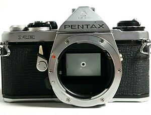Asahi-Pentax-ME-35mm-SLR-Film-Camera-Body-UK-Schnelle-Post