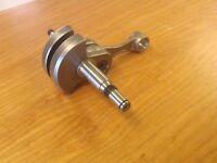 Nwp Crank Crankshaft For Stihl Ms460, 046 1128 030 0402