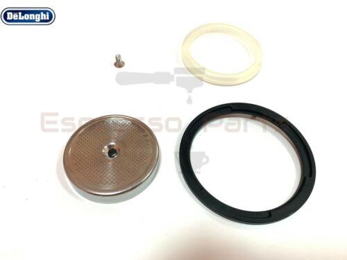 4 piece set DeLonghi Dedica EC680 EC820 EC860 Group Head Kit