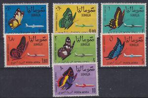 Suivi Des Vols Somalie 490/93 ** Papillons, Tamponné-, Postfrischfr-fr Afficher Le Titre D'origine