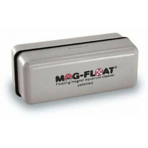 Precise Iman Mag Float Muy Potente /para Limpieza De Cristales De Acuario Cristal 10 Mm. Pet Supplies Fish & Aquariums