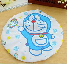 Doraemon Women Lady Waterproof Elastic Plastic Shower Bathing Salon Hair Cap Hat