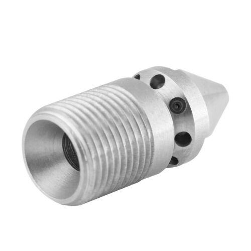 304 Stainless steel 3//8/'/' BSP Rotating Spinning Drain Sewer Jetting Laser Nozzle