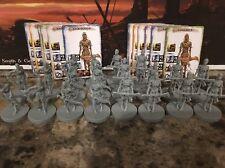 20 MUMMIES - Conan Board Game Kickstarter Exclusive Monster Miniatures + Tiles