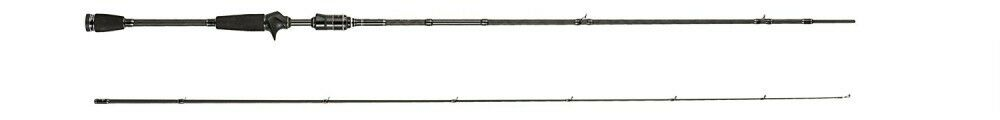 Abu Garcia Salty Stile Baitfinesse 6102ultkr Ultra Leggero 208cm Baitcasting