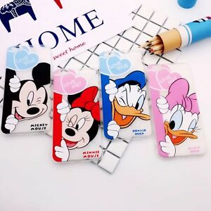 Disney-Funda-Carcasa-para-iPhone-6-7-8-X-Samsung-Galaxy-S7-S8-S9-J5-Minnie-case