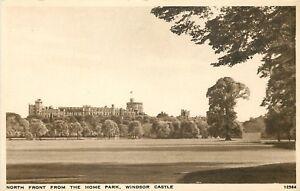 Image Is Loading S08666 Home Park Windsor Castle Berkshire England Postcard