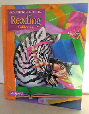 HOUGHTON MIFFLIN READING 2ND GRADE 2 Delights 2 2 READER Homeschool Phonics VG 9780618157174 EBay