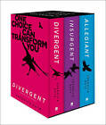 Divergent: Books 1-3 by Veronica Roth (Paperback, 2016)