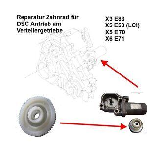 Bmw x3 e83 2006 2013 4 x 4 transfer case actuator motor for Bmw south motors service