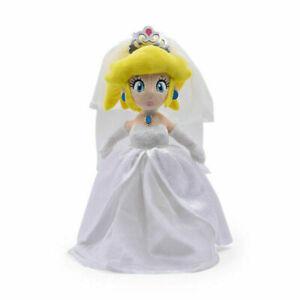 Super Mario Odyssey Princess Peach Bride Wedding Plush Doll Stuffed Toy 13 In 642167767442 Ebay