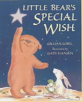 """AS NEW"" Little Bear's Special Wish, Lobel, Gillian, Book"