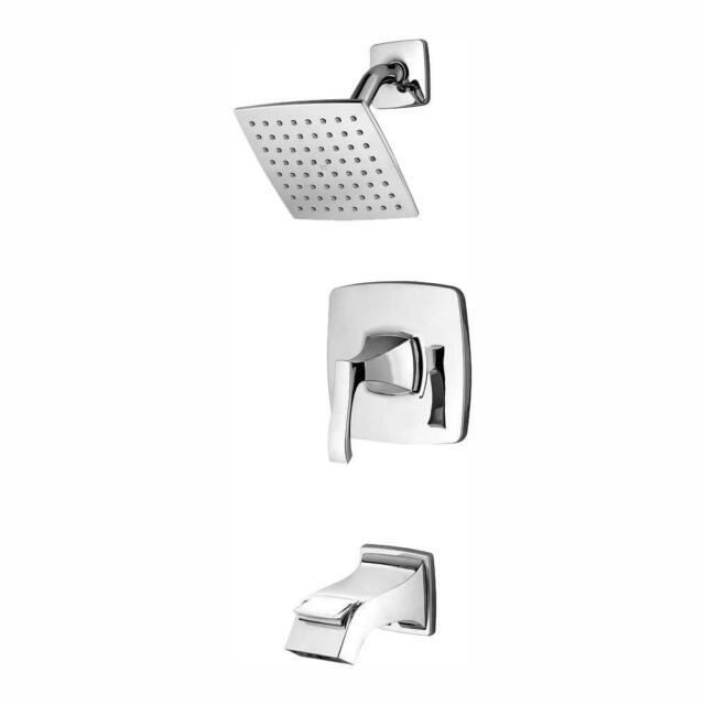 Price Pfister 8P8-PDSSL Pasadena Single Handle 3-Spray Tub and Shower Faucet