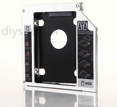 Generic 2nd Hard Drive Caddy Adapter for Lenovo Thinkpad Sl300 Sl400 Sl410 Sl500