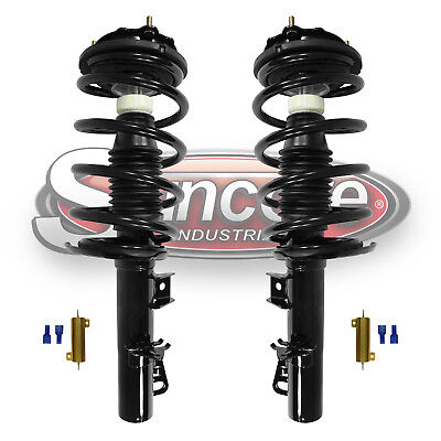 1995-2002 Lincoln Continental Front Air Suspension to Quick Strut Conversion Kit