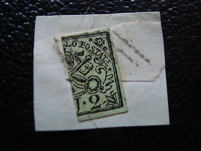 Italien Um Der Bequemlichkeit Des Volkes Zu Entsprechen a15 italien - Briefmarke Yvert Und Tellier Nr Kirche 3b Gestempelt