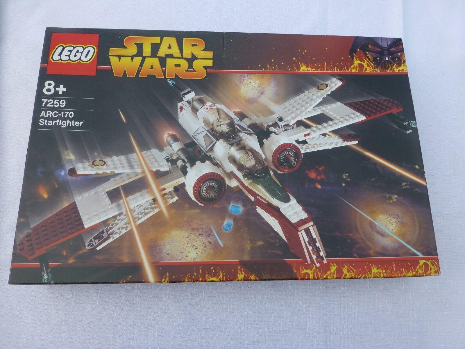 LEGO Star Wars 7259 ARC-170 Starfighter [BRAND NEW]