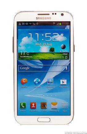 Samsung Galaxy Note Ii Gt N7100 16gb Marble White Unlocked Smartphone For Sale Online Ebay