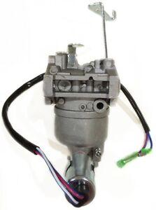 Yamaha Generator YG6600DEC YG6600DEH YG6600DEY Carburetor with Solenoid Assembly